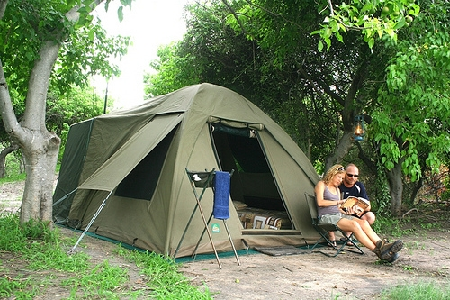 Tsavo Camping Tent Sample